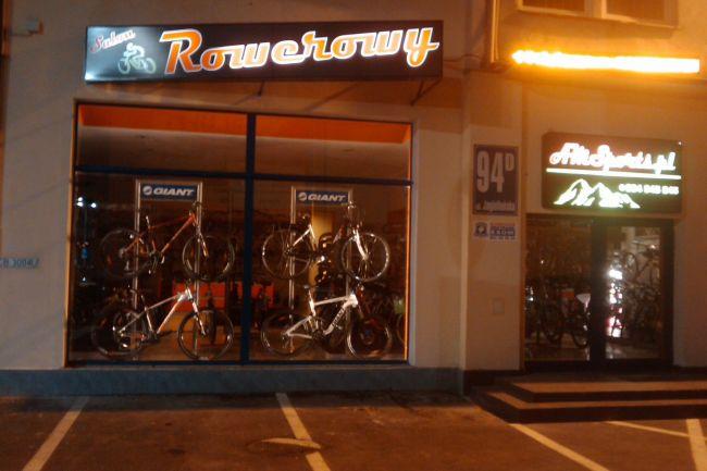 Zdjęcie Salon Rowerowy AMsports