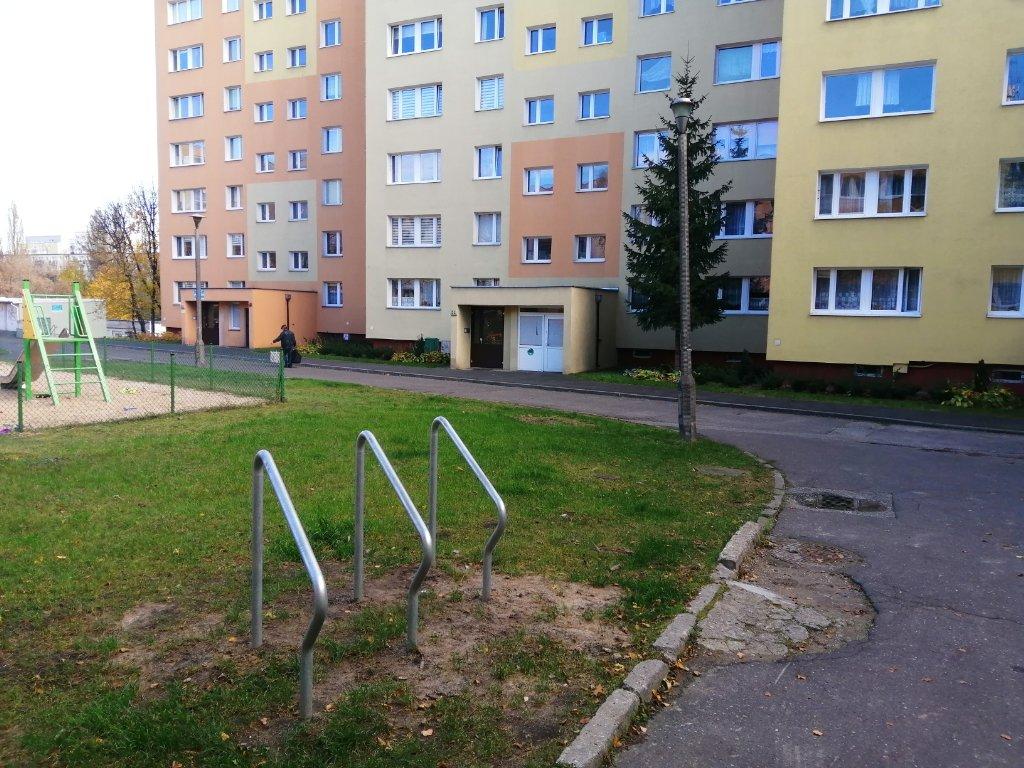 Zdjęcie Stojaki u-kształtne
