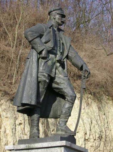 Zdjęcie Pomnik Piłsudskiego w Opatowcu